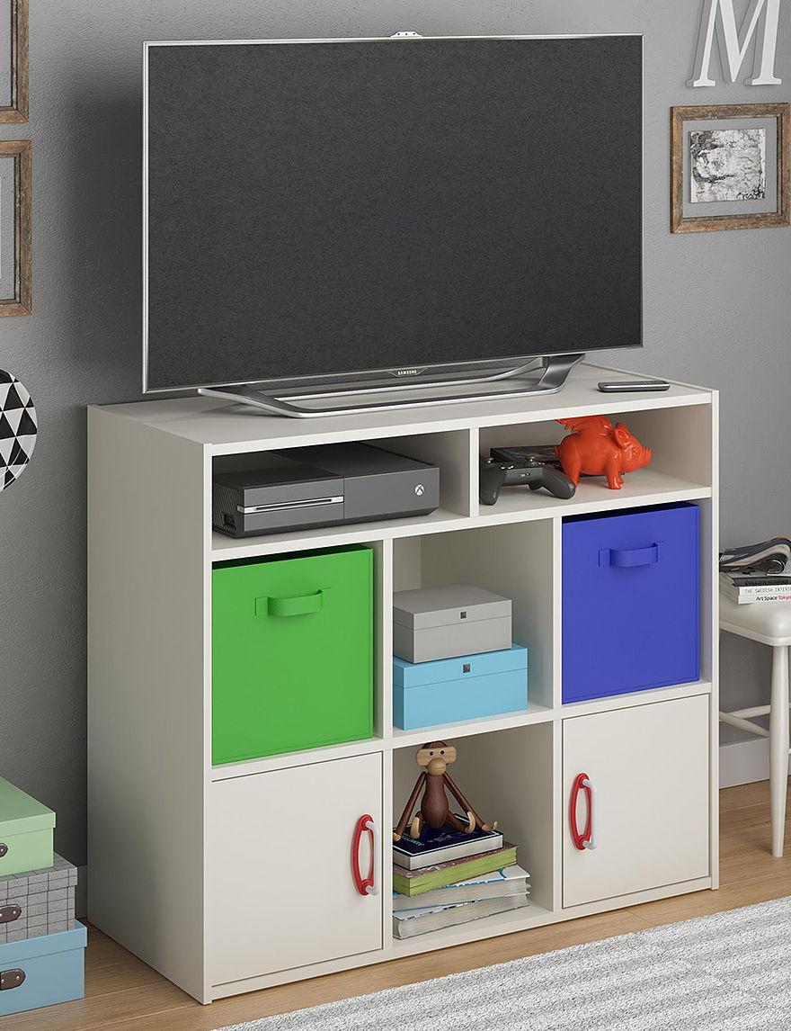 Altra Lucerne Media Storage - White - Altra