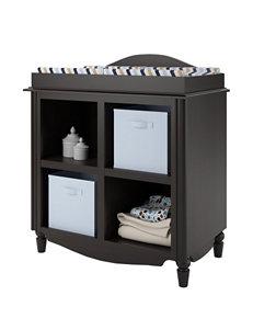 Cosco Dark Brown Bedroom Furniture