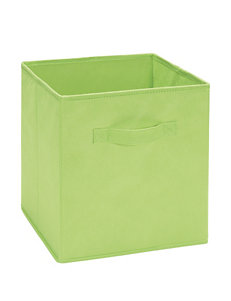 System Build Green Cubbies & Cubes Home Office Furniture