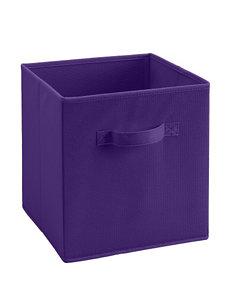 System Build Purple Cubbies & Cubes Home Office Furniture