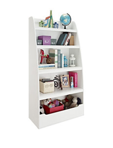 Altra White Bookcases & Shelves Bedroom Furniture