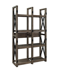 Altra Brown Bookcases & Shelves Living Room Furniture