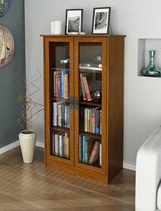 Ameriwood Brown Bookcases & Shelves Living Room Furniture