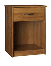 Ameriwood 1-Drawer Bedroom Nightstand