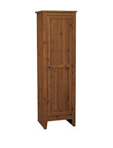 Ameriwood Single Door Storage Pantry Cabinet