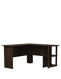 Ameriwood Dark Brown Desks Home Office Furniture