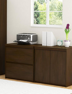 Ameriwood Brown Filing Cabinets Home Office Furniture