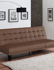 Dorel Tan Futons & Sofa Sleepers Bedroom Furniture