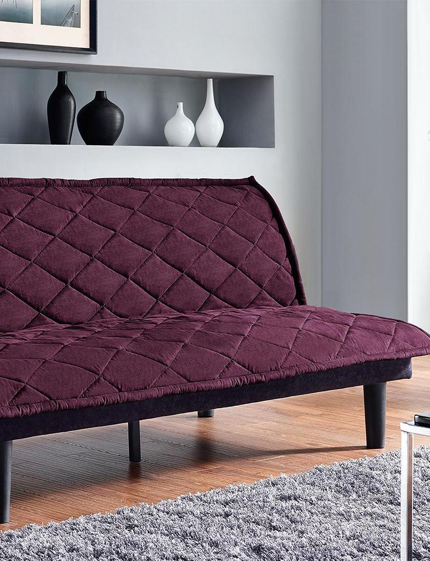 Dorel Purple Futons & Sofa Sleepers Living Room Furniture