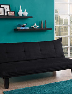Dorel Black Futons & Sofa Sleepers Living Room Furniture