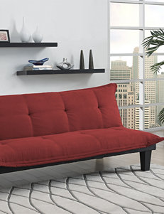 Dorel Red Futons & Sofa Sleepers Living Room Furniture