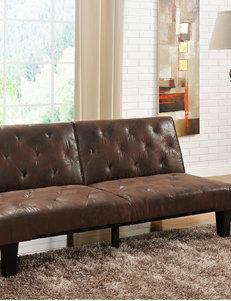 Dorel Brown Futons & Sofa Sleepers Living Room Furniture