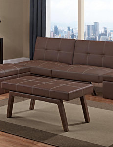 Dorel Brown Futons & Sofa Sleepers Living Room Furniture