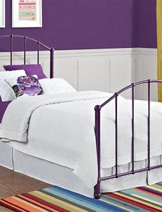 Dorel Purple Beds & Headboards Bedroom Furniture