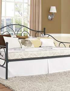 Dorel Silver Beds & Headboards Bedroom Furniture