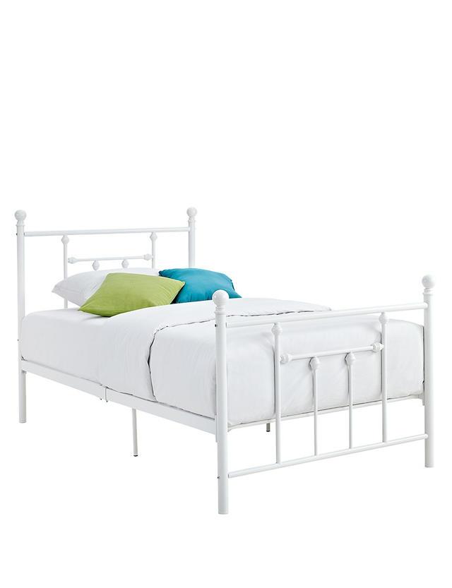simple platform twin bed frame