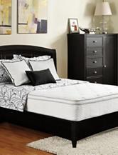 Signature Sleep 10 Inch Sunrise 5-Zone Conforma Coil Queen Mattress