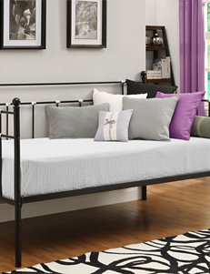 Dorel Black Beds & Headboards Bedroom Furniture