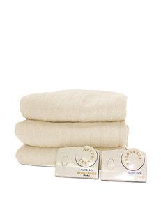 Biddeford Natural Blankets & Throws