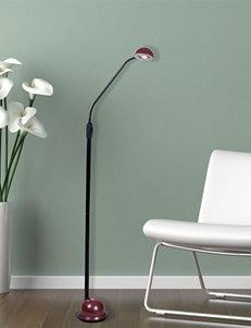 Lavish Home Red Floor Lamps Lighting & Lamps