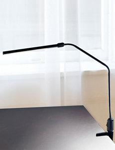 Lavish Home Modern Contemporary LED Clamp Desk Lamp