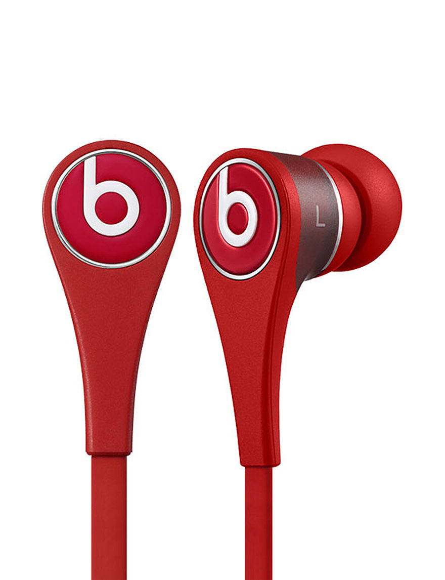 Beats Tour 2.0 Earphones  Red - Red - Beats by Dre