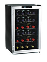 Wine Enthusiast Silent 28 Bottle Wine Cooler
