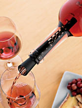 Wine Enthusiast Nuance Wine Finer Aerator