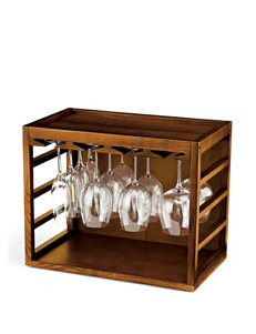 Wine Enthusiast Cube-Stack Wine Glass Rack