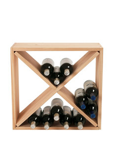 Wine Enthusiast Beige Accessories Bar Accessories