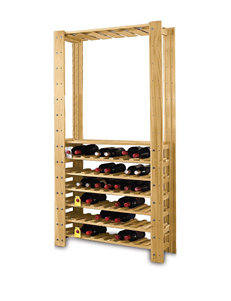 Wine Enthusiast Swedish Wine Center Wine Rack