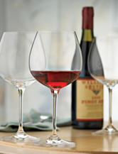 Wine Enthusiast 4-pc. Fusion Classic Pinot Noir Wine Glasses