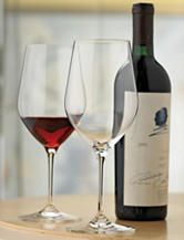 Wine Enthusiast 4-pc. Fusion Classic Cabernet/Merlot Wine Glasses