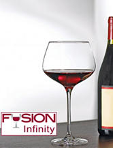 Wine Enthusiast 4-pc. Fusion Infinity Pinot Noir Wine Glasses