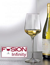 Wine Enthusiast 4-pc. Fusion Infinity Chardonnay/Chablis Wine Glass Set