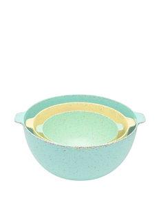 Zak Designs Mint Mixing Bowls Prep & Tools