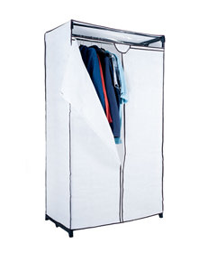 Lavish Home White Storage & Organization
