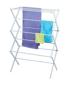 Lavish Home White Garment & Drying Racks