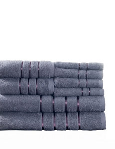Lavish Home 8-pc. Cotton Plush Bath Towel Set