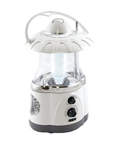 North Point White Camp Kitchen Lights & Lanterns Radios Camping & Outdoor Gear