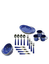 Stansport® 24-pc. Camping Tableware Set
