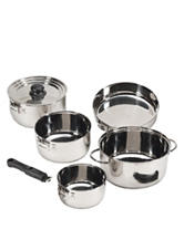 Stansport® 7-pc. Cook Set