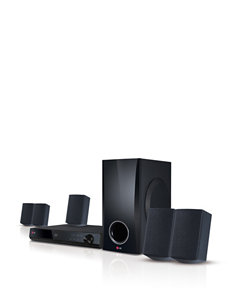 LG Black Home Theater Systems TV & Home Theater