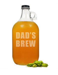 Cathy's Concepts Dad's Brew Growler