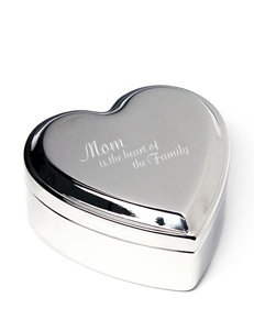 Cathy's Concepts Mother's Day Heart Keepsakes Box