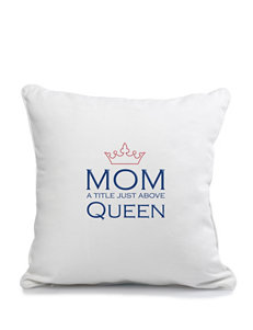 Cathy's Concepts Mother's Day 12 Inch Throw Pillow