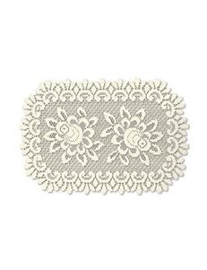 Heritage Lace Rose Placemat