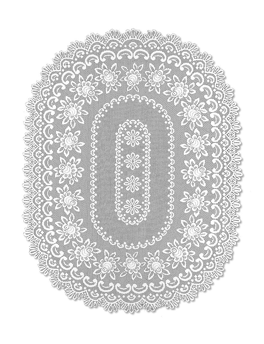 Heritage Lace Off White Tablecloths Table Linens