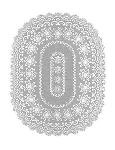 Heritage Lace Off White Table Cloths Table Linens