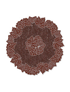 Heritage Lace Dark Red Table Runners Table Linens